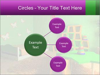 Children's room PowerPoint Template - Slide 79