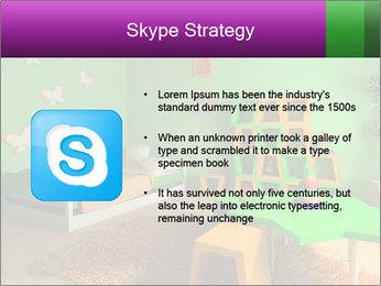 Children's room PowerPoint Template - Slide 8