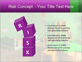 Children's room PowerPoint Template - Slide 81