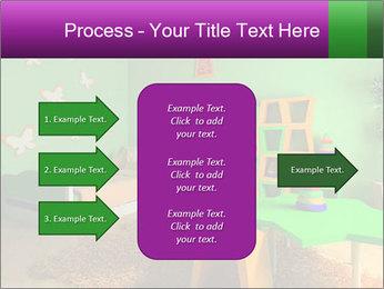 Children's room PowerPoint Template - Slide 85