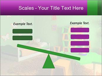 Children's room PowerPoint Template - Slide 89