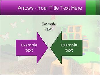 Children's room PowerPoint Template - Slide 90