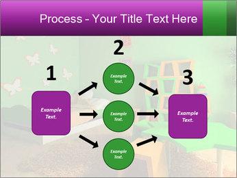 Children's room PowerPoint Template - Slide 92