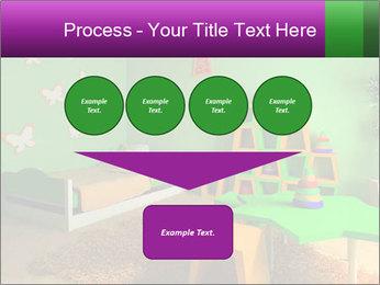 Children's room PowerPoint Template - Slide 93