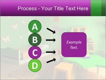 Children's room PowerPoint Template - Slide 94