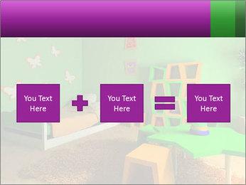 Children's room PowerPoint Template - Slide 95
