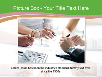 Collection of hands PowerPoint Template - Slide 16