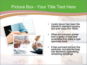 Collection of hands PowerPoint Template - Slide 20