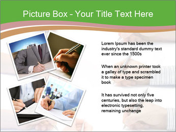 Collection of hands PowerPoint Template - Slide 23
