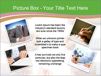 Collection of hands PowerPoint Template - Slide 24