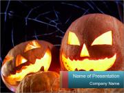 Halloween PowerPoint Templates
