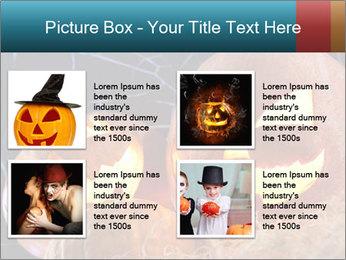 Halloween PowerPoint Templates - Slide 14