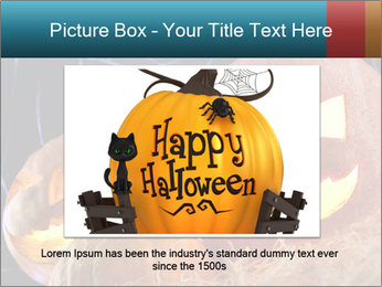 Halloween PowerPoint Template - Slide 16