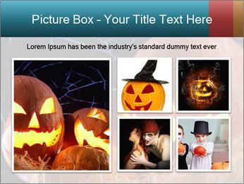 Halloween PowerPoint Template - Slide 19