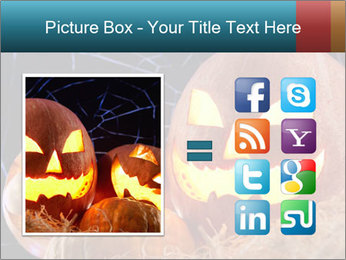 Halloween PowerPoint Templates - Slide 21
