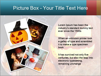 Halloween PowerPoint Template - Slide 23