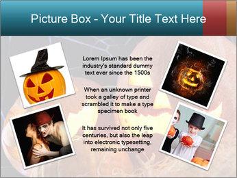 Halloween PowerPoint Template - Slide 24