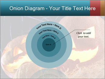 Halloween PowerPoint Templates - Slide 61