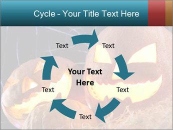 Halloween PowerPoint Template - Slide 62