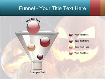 Halloween PowerPoint Template - Slide 63