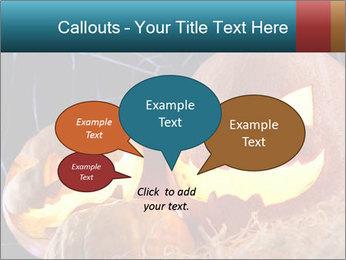 Halloween PowerPoint Templates - Slide 73