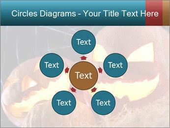 Halloween PowerPoint Templates - Slide 78