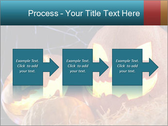Halloween PowerPoint Templates - Slide 88