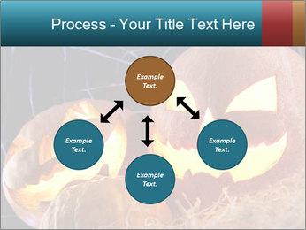Halloween PowerPoint Templates - Slide 91