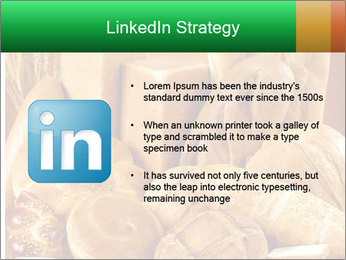 Variety of bread PowerPoint Template - Slide 12