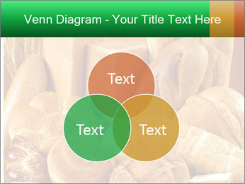 Variety of bread PowerPoint Template - Slide 33