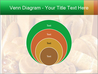 Variety of bread PowerPoint Template - Slide 34