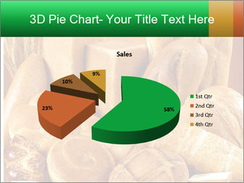 Variety of bread PowerPoint Template - Slide 35