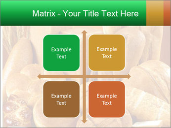 Variety of bread PowerPoint Template - Slide 37