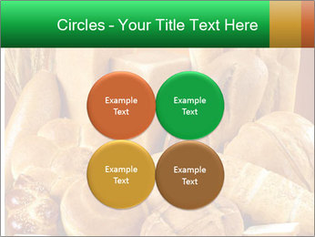Variety of bread PowerPoint Template - Slide 38