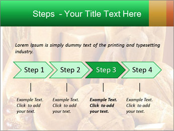 Variety of bread PowerPoint Templates - Slide 4