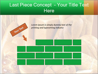 Variety of bread PowerPoint Template - Slide 46