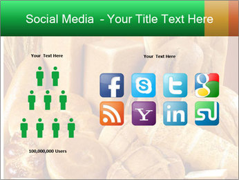Variety of bread PowerPoint Template - Slide 5