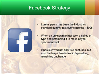 Variety of bread PowerPoint Template - Slide 6