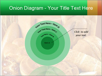 Variety of bread PowerPoint Template - Slide 61