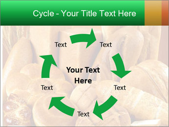 Variety of bread PowerPoint Template - Slide 62