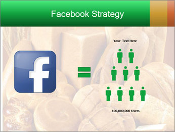 Variety of bread PowerPoint Template - Slide 7