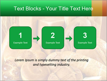Variety of bread PowerPoint Template - Slide 71
