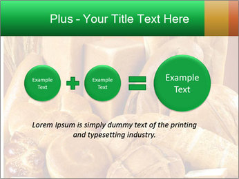 Variety of bread PowerPoint Template - Slide 75