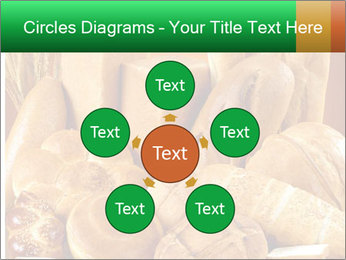 Variety of bread PowerPoint Template - Slide 78