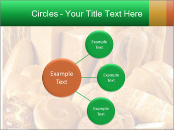 Variety of bread PowerPoint Template - Slide 79
