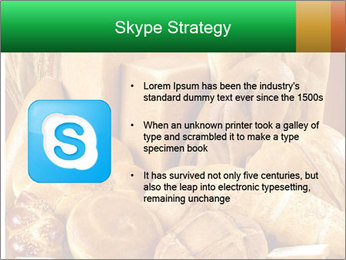 Variety of bread PowerPoint Template - Slide 8
