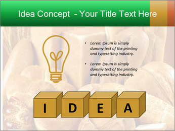 Variety of bread PowerPoint Template - Slide 80