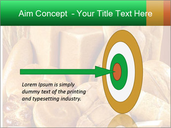 Variety of bread PowerPoint Templates - Slide 83