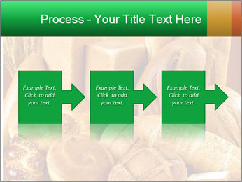 Variety of bread PowerPoint Template - Slide 88