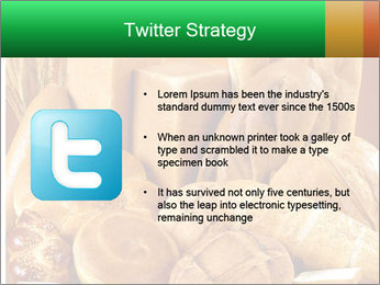Variety of bread PowerPoint Template - Slide 9